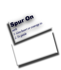 Spur On 